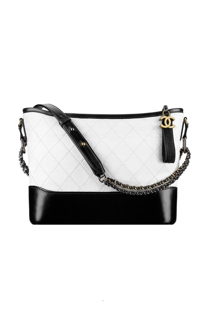 **Something Chanel:** Every French woman owns at least one timeless piece from France's most iconic fashion house. Whether it be the Chanel Boy Bag or a pair of two-toned ballet flats, there is a little Chanel magic in every French girl's wardrobe. <br><br> Bag, $5,050, [Chanel](http://www.chanel.com/en_AU/fashion/products/handbags/g/s.hobo-handbag-chanel-s-gabrielle-aged.17S.A93824Y61477C0200.c.17S.html)