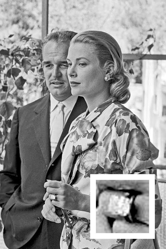"**Grace Kelly** <br><br> Prince Rainier of Monaco proposed to [Grace Kelly](http://www.harpersbazaar.com.au/fashion/cartier-grace-kelly-jewellery-collection-7798|target=""_blank"") with an eternity band of rubies and diamonds, but later purchased a 10.5 carat emerald-cut diamond flanked by two baguettes and set in platinum for the actress."