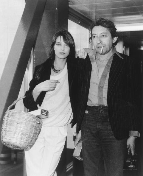 **It was designed on an airplane sick bag.** <br><br> The Birkin bag was famously created for Jane Birkin by the CEO of Hermès in 1981 after he sat next to her on an airplane and saw all of her belongings fall out of her handbag. When he offered to create a new handbag for her, they sketched her ideal design on the back on an airplane sick bag.
