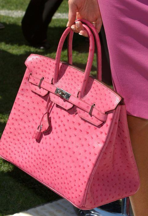 """**The Birkin wasn't always popular.** <br><br> Handbag specialists have noted that the bag didn't take off until the """"It Bag"""" craze of the 1990s. Since then, they have garnered many devoted fans. Victoria Beckham is rumoured to own over 100 Birkins."""