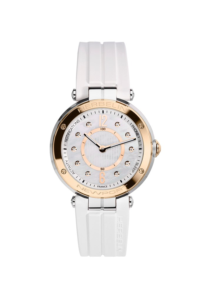 **Luxury watches:** Paris' sartorial set favour classic watches. Luxury French watch brand Michel Herbelin has produced quality timepieces for over 70 years–meaning when it comes to balancing style with technical prowess, they're well-practised. <br><br> Newport Connect watch, $1,350, [Michel Herbelin](http://www.michelherbelin.com.au/collections/watch-finder)
