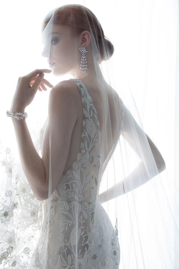 [Luna Chandelier Earrings](http://www.stevenkhalil.com/earrings/luna-chandelier-earrings), $625; [Rania Bracelet](http://www.stevenkhalil.com/bracelets/rania-bracelet), $625