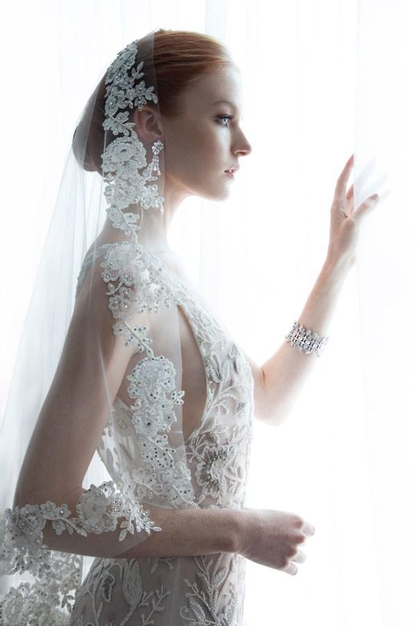 [Solace Chandelier Earrings](http://www.stevenkhalil.com/earrings/solace-chanderlier-earrings), $475; [Versailles Bracelet](http://www.stevenkhalil.com/bracelets/versalilles-bracelet), $1,325
