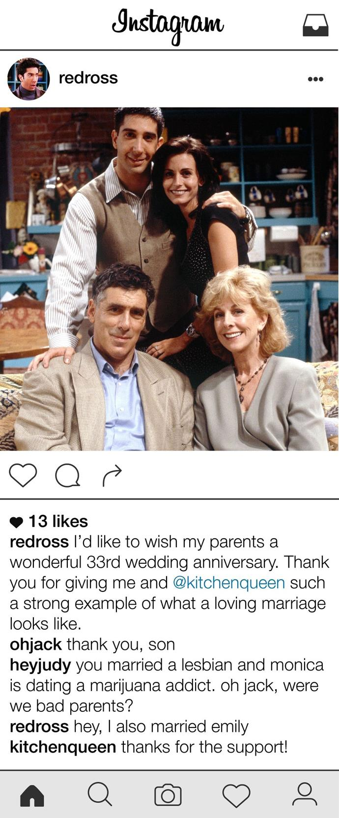 **The One Where Ross Is a Brown-Noser and It Backfires**