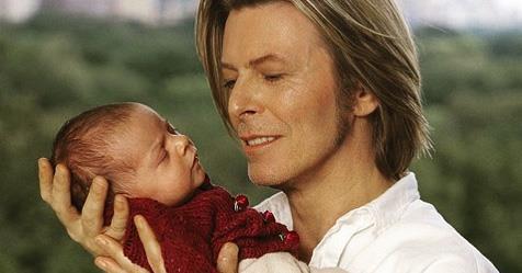 David Bowie And Imans Daughter Instagram Harpers Bazaar Australia