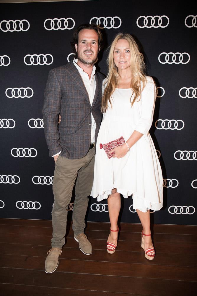 Bradley Cooper and Collette Dinnigan