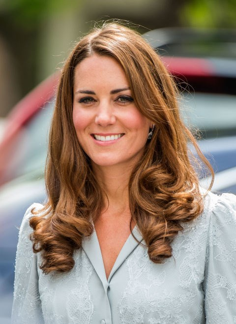 **A CLEAN-CUT, PUT-TOGETHER IMAGE IS KEY.** <br><br> Maybe that's why Kate gets her hair blowdried three times a week.