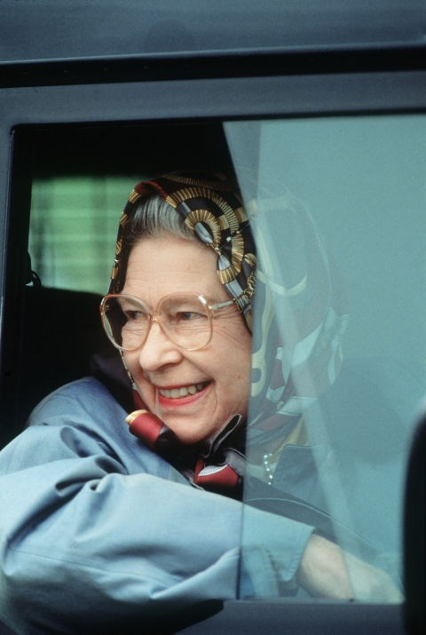 **THE QUEEN ISN'T REQUIRED TO HAVE A DRIVER'S LICENCE.** <br><br> The Queen is the only person in the U.K. who may drive without a licence, or registration plates.