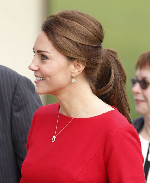 **NICKNAMES ARE COMPLETELY FORBIDDEN.** <br><br> Even though the press still uses Kate's nickname, she actually goes by Catherine.