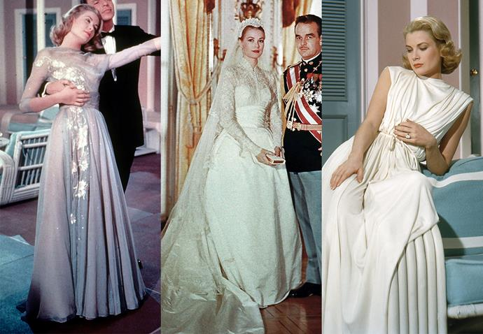 **Grace Kelly and Helen Rose**<br><br> Actress-turned-princess Grace Kelly formed a strong relationship with designer Helen Rose, who worked as a costumer designer on many of her films, including *High Society*, and even turned to her to make her iconic wedding dress—which has been emulated by many [a celebrity](http://www.elle.com.au/wedding/celebrity-wedding-dresses-inspired-by-grace-kelly-13801).