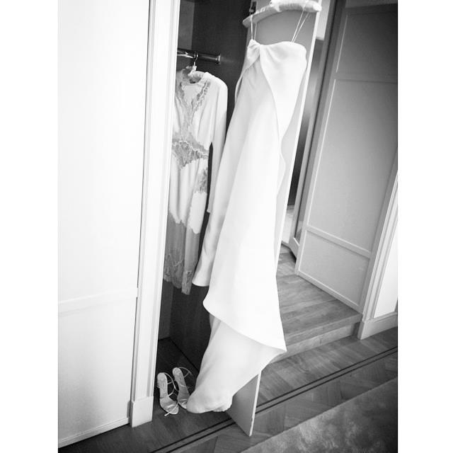Elin Kling's wedding details.