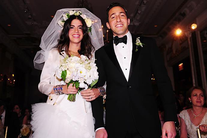 Leandra Medine's wedding details. <br><br> Image: [Man Repeller](http://www.manrepeller.com/2017/05/getting-married-advice.html)