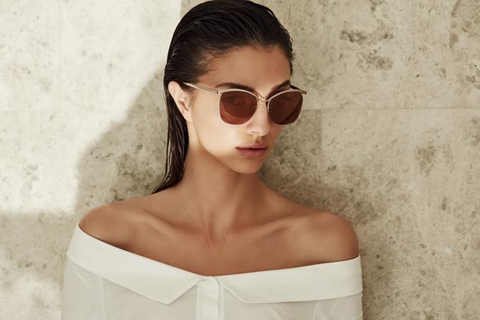 """**LE SPECS LUXE COLLECTION** <br><br> **Le Specs**' new 'Luxe' collection is an ode to timeless sunglass styles of the '90s, and frankly, we're impressed. There's a distinct '90s vibe to each style, so you can take your pick.  <br><br> ***Available online now at [Le Specs](https://lespecs.com/ProductDisplay.aspx?Category=SX1C