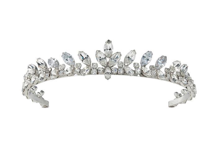 Audrey Hepburn's tiara.