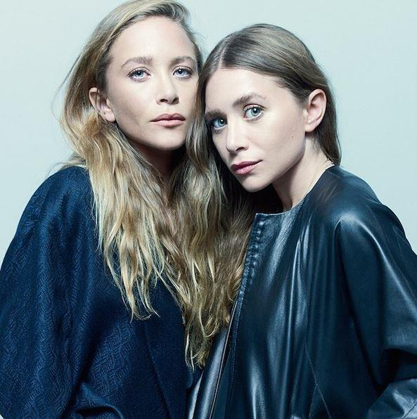 **Elizabeth and James,  Mary-Kate and Ashley Olsen** <br><br> These incredibly fashionable twins have not one but TWO fashion lines. Elizabeth and James, which is named after the twin's siblings, includes its own fragrance and beauty line, [NIRVANA]( http://search.davidjones.com.au/search?storeId=10051&catalogId=10051&langId=-1&pageSize=21&beginIndex=0&sType=SimpleSearch&resultCatEntryType=2&showResultsPage=true&pageView=image&orderBy=&w=elizabeth+and+james&submit_search=Search). Do you enjoy blends of florals or musky undertones? Sink into one of their six scents from the line.