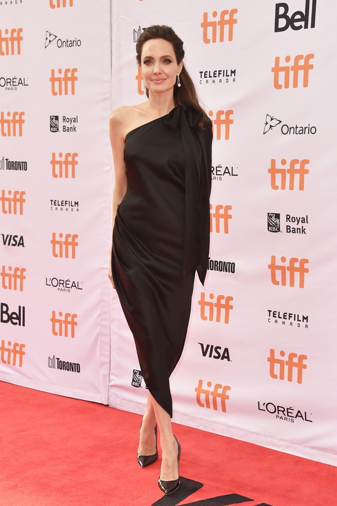 In Ralph and Russo at the Toronto International Film Festival screening of *First They Killed My Father*, September 11th 2017.