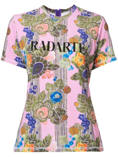 "**RODARTE 'Radarte' T-Shirt, $895, *[Farfetch](https://www.farfetch.com/au/shopping/women/rodarte-radarte-t-shirt--item-12061196.aspx?storeid=9640|target=""_blank""|rel=""nofollow"")***"