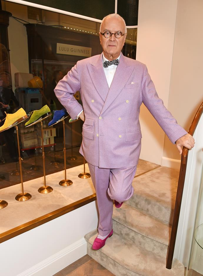 "**Yes: Manolo Blahnik**<br><br>  The iconic shoe designer recently responded to the outrage surrounding the First Lady's choice to wear his towering black stilettos on her way to visit victims of Hurricane Harvey. The shoes were, understandably dubbed impractical for visiting a disaster zone, though Trump changed into a pair of white sneakers to land in Texas. <br><br> ""I don't think she's insensitive,"" Blahnik said in an interview with *Harper's Bazaar UK*. ""I think she's working non-stop to make it work—possibly she was just wearing the shoes she left New York in. Yes, I think probably she could have worn Hunter boots but she was wearing what she was wearing.""  Blahnik continued that he ""doesn't give a damn about"" politics, and that ""in terms of fashion and beauty"" he ""loves"" Melania, who is a long-time client. ""She's a beauty and that's all there is to it,"" he says."