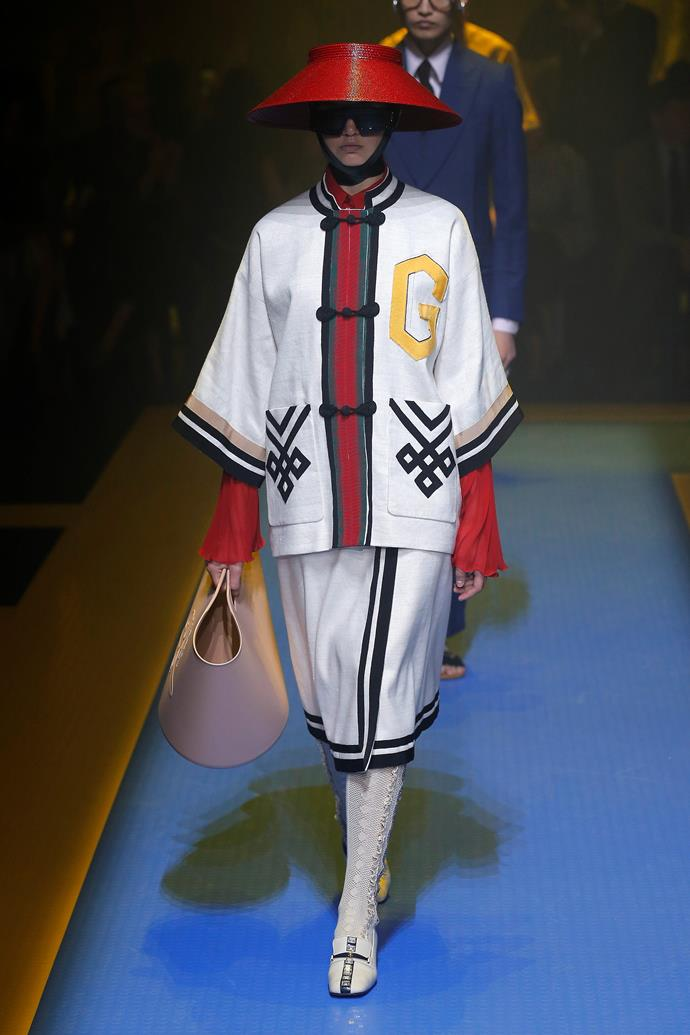 Gucci spring summer 18