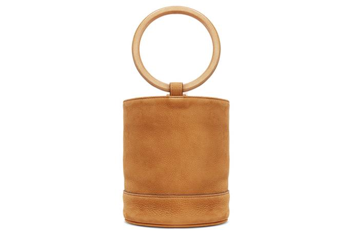**BONSAI BAG** by Simon Miller <br><br> **It-worthy because:** It was sold out on Barneys' pre-order before the bags even [hit stores](http://www.telegraph.co.uk/fashion/shopping/introducing-simon-miller-bags-creators-of-the-smallest-it-bag-ev/). <br><br> Bag, $580, Simon Miller at [Farfetch](http://rstyle.me/~a6eXB)