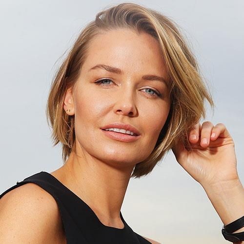 **Lara Bingle** <br><br> **Decade:** 2010s <br><br> The 'Bingle bob' needs no introduction: Lara Worthington—née Bingle—sparked a cutting frenzy in Australia when she opted for a textured bob.
