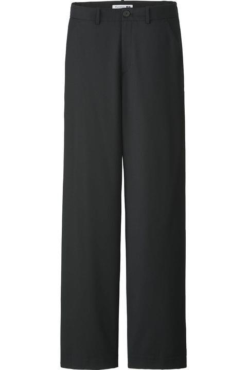 Pants, $79.90, J.W. Anderson X Uniqlo at [Uniqlo](http://www.uniqlo.com/au/store/women-j-w-anderson-stripe-wool-blended-pants-4032770007.html)