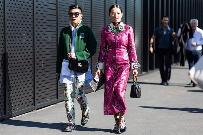 Bryan Boy and Tina Leung<br><br>  Image: Jason Lloyd-Evans