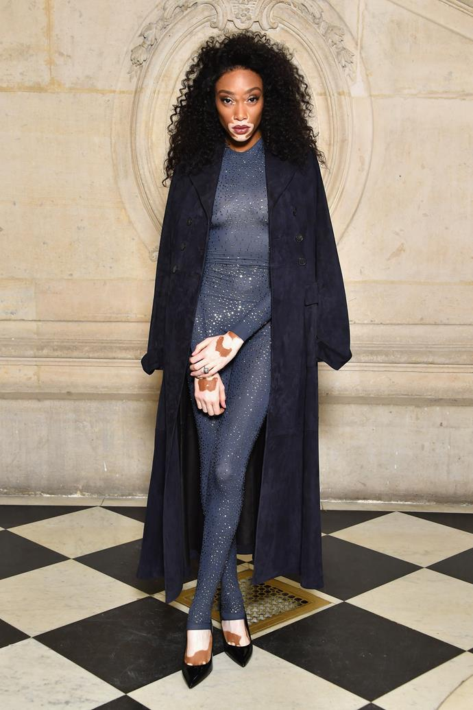 **The Front Row**<br><br>  Winnie Harlow