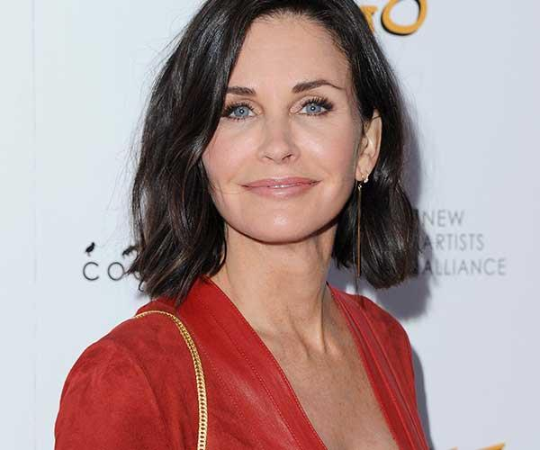 "**Courteney Cox** <BR><BR> While Cox hasn't opened up about the details of what she's had done, during an episode of *Running Wild* with Bear Grylls, [she said](https://www.womenshealthmag.com/life/courteney-cox-plastic-surger|target=""_blank""
