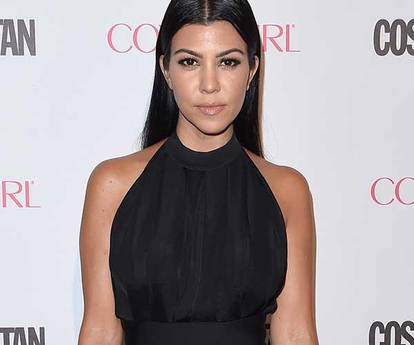 "**Kourtney Kardashian** <BR><BR> Kourtney Kardashian also had breast implants young. During an interview on [*Nightline*](http://abcnews.go.com/Nightline/kardashians-nightline-interview/story?id=10689693|target=""_blank""