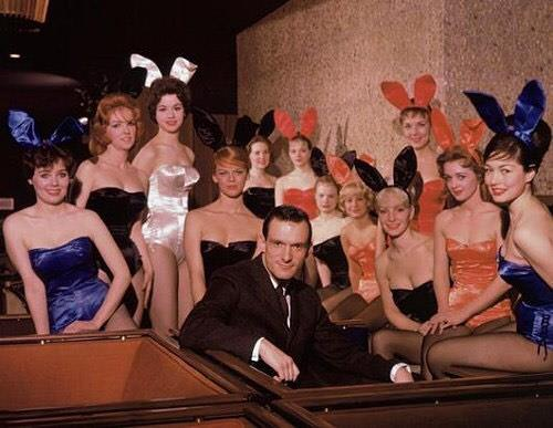 The early years of the Playboy club. From [Instagram](https://www.instagram.com/p/BCUh6kwmP0W/?taken-by=hughhefner).