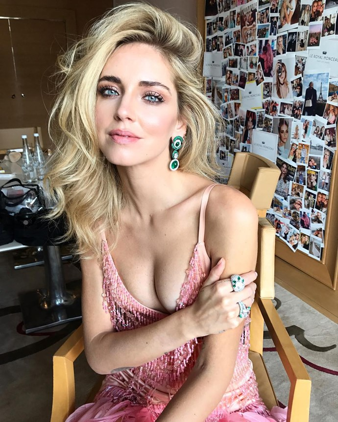 **Chiara Ferragni** <br><br> **Instagram handle:** [@chiaraferragni](https://www.instagram.com/chiaraferragni/) <br><br> **Instagram following:** 10.4m <br><br> **Noteworthy achievements:** Ferragni has parlayed her blog, [The Blonde Salad](http://www.theblondesalad.com/), into a high-end brand and business that employs 20 staffers. In 2015 it was estimated that Ferragni had made at least $9 million in revenue.