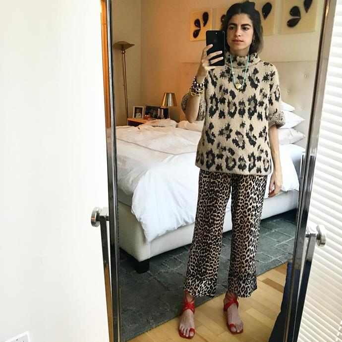 **Leandra Medine** <br><br> **Instagram handles:** [@leandramcohen](https://www.instagram.com/leandramcohen/) and [@manrepeller](https://www.instagram.com/manrepeller/) <br><br> **Instagram following:** 522k for @leandramcohen and 1.9 million for @manrepeller <br><br> **Noteworthy achievements:** Medine's blog, [Man Repeller](http://www.manrepeller.com/), evolved into a lifestyle website known for its smart writing on fashion, lifestyle and pop culture. Medine has collaborated with brands including Topshop and Outdoor Voices, and she launched her own shoe line, MR by Man Repeller, in 2016.