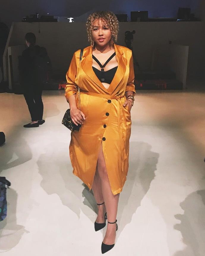 **Gabi Gregg** <br><br> **Instagram handle:** [@gabifresh](https://www.instagram.com/gabifresh/) <br><br> **Instagram following:** 546k <br><br> **Noteworthy achievements:** Gregg harnessed the power of the internet almost 10 years ago, but things really took off in 2012, when a photo of Gregg showing off her curves in a striped bikini went viral. She joined forces with Nicolette Mason (who also made the top 10 influencer list) to launch [Premme](https://www.instagram.com/PREMME.us/), a plus-size apparel line, in 2017.