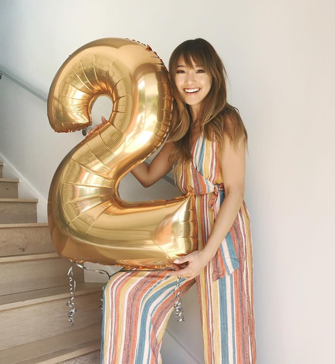**Jenn Im** <br><br> **Instagram handle:** [@imjennim](https://www.instagram.com/imjennim/) <br><br> **Instagram following:** 1.5m <br><br> **Noteworthy achievements:** Im, who's based in L.A., is one of the most popular fashion vloggers on the scene. She has also used her profile and influence to launch a fashion line, Eggie, which is direct-to-consumer, and sells comfortable basics.