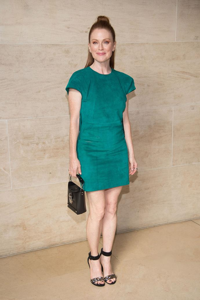 Julianne Moore at Louis Vuitton spring summer '18