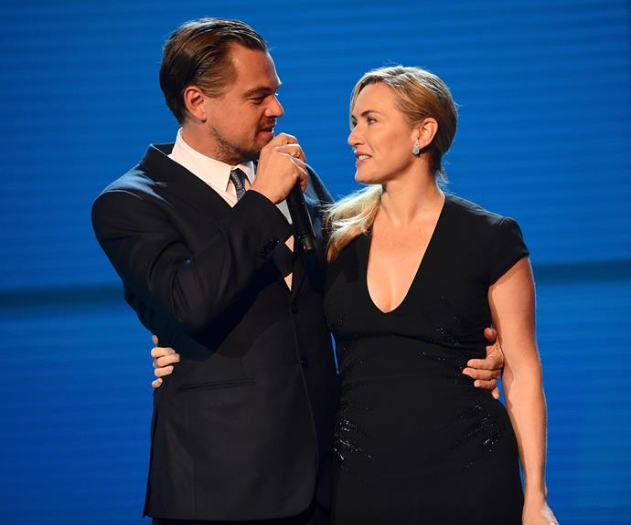 "In perhaps one of her most unrelatable moments, Winslet admitted that she never ""fancied"" DiCaprio, and that the feeling was mutual. ""For Leo and I, I think it was seven months of very intense work,"" [she said](http://www.usmagazine.com/celebrity-news/news/kate-winslet-never-fancied-leonardo-dicaprio-w506909) on ITV's *Lorraine* about filming *Titanic*. ""We were both really very young, and luckily—and this is the fortunate thing—we never fancied each other. I know that's really annoying to hear, I'm sorry, but we really never did."""