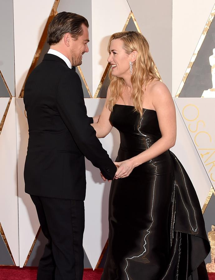 "To this day, Winslet and DiCaprio *still* quote *Titanic* lines to each other, which is all kinds of amazing. ""We're very, very close and sometimes we do quote the odd *Titanic* line back and forth to each other, because only we can, and we find it really funny,"" she told [*Glamour*](http://www.glamourmagazine.co.uk/article/kate-winslet-cover-october-2018) U.K. magazine. It's true."