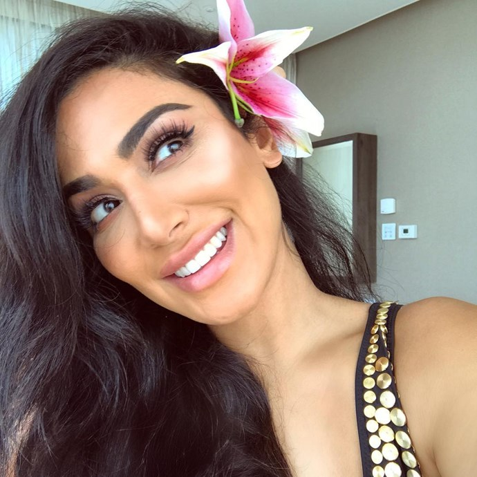 """**Huda Kattan** <br><br> **Instagram followers:** 21.7m, [@hudabeauty](https://www.instagram.com/hudabeauty/?hl=en