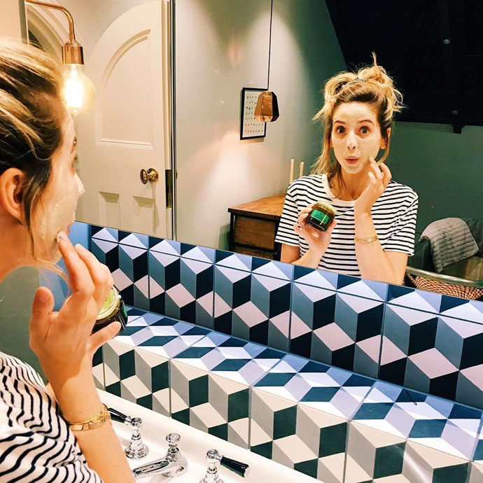 """**Zoe Sugg** <br><br> **Instagram followers:** 11.2m, [@zoella](https://www.instagram.com/zoella/?hl=en