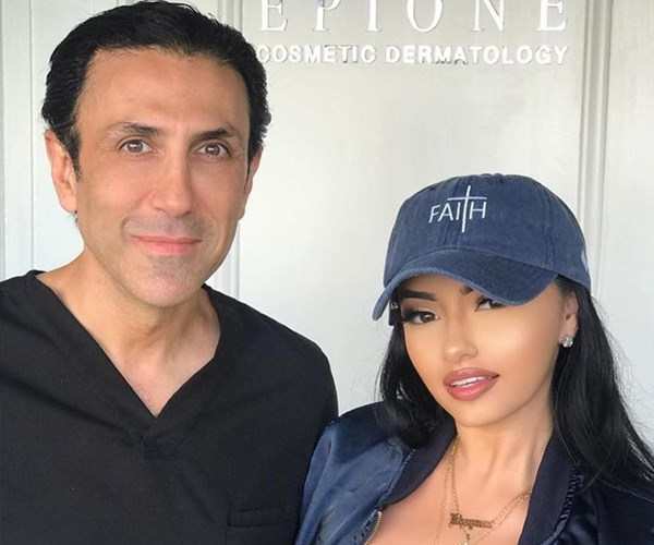 "**Dr Simon Ourian** <br> <br> Though not *technically* famous, this doctor has worked a lot with celebrities as he is a plastic surgeon to the stars. Ourian worked on Kylie's notorious lips and has brought the conversation back to them by [dropping a serious hint](http://www.cosmopolitan.com.au/celebrity/kylie-jenners-plastic-surgeon-says-shes-not-pregnant-24318|target=""_blank"") that the 20-year-old is **not** pregnant, because she has continued to get lip fillers—which is a surgery something no decent doctor will perform on a pregnant woman."