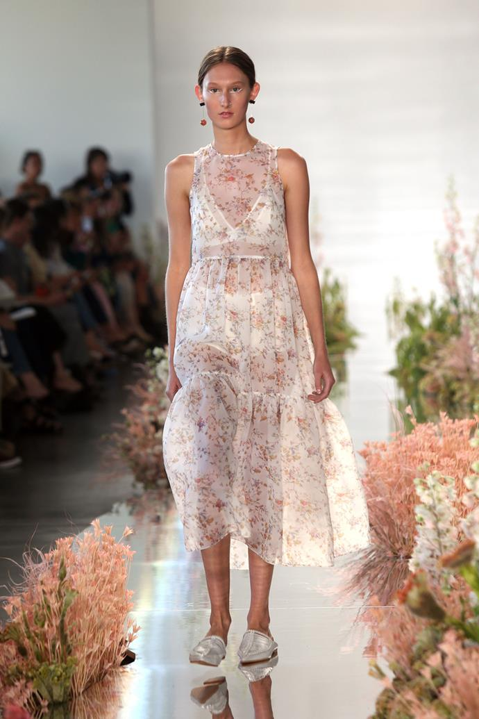 **Ulla Johnson**, spring/summer '18, New York Fashion Week