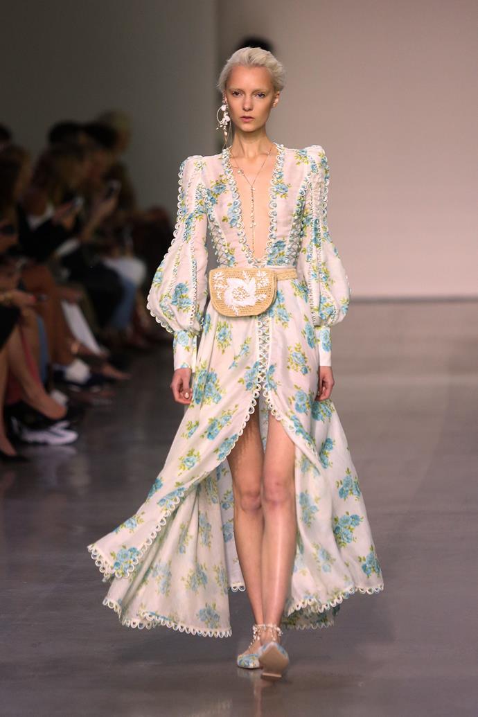 **Zimmermann**, spring/summer '18, New York Fashion Week