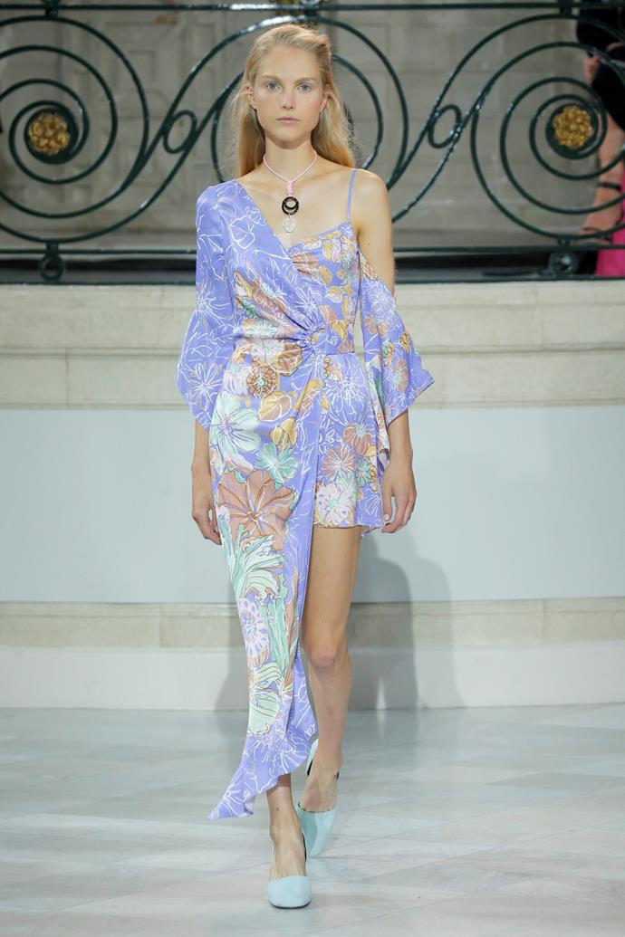 **Peter Pilotto**, spring/summer '18, London Fashion Week
