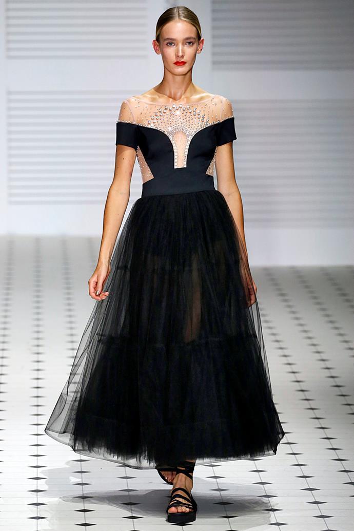 **Temperley**, spring/summer '18, London Fashion Week