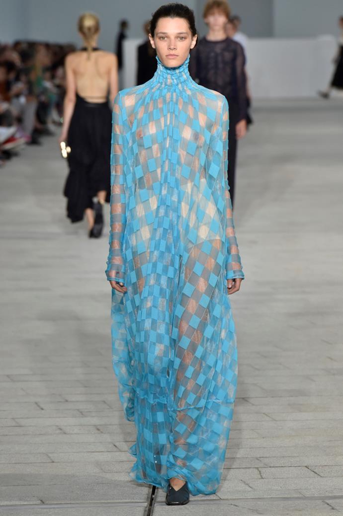 **Jil Sander**, spring/summer '18, Milan Fashion Week
