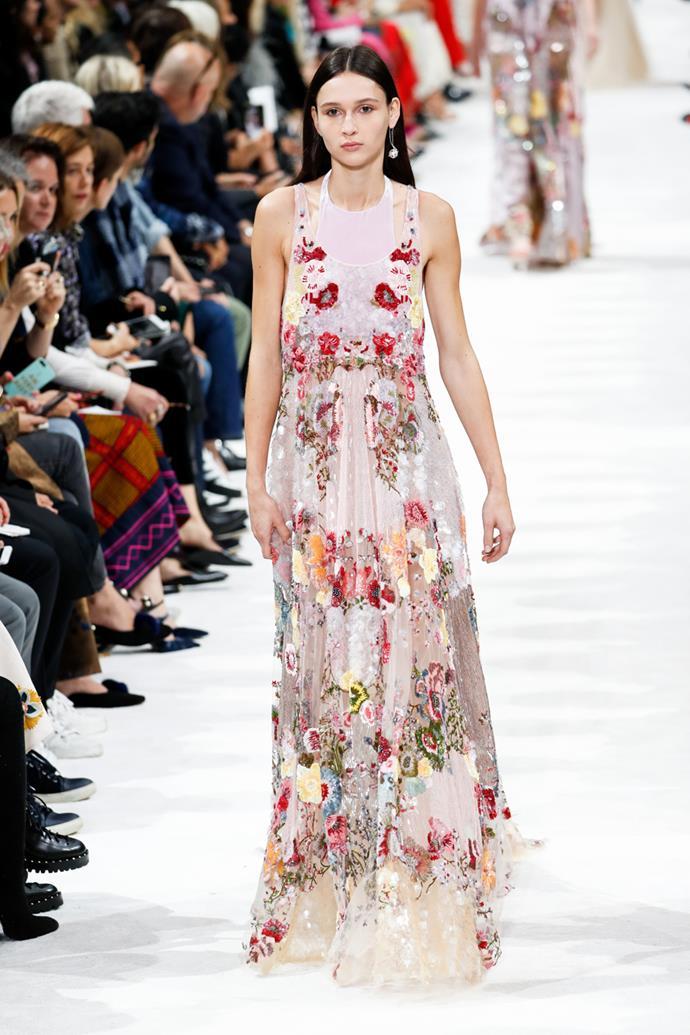 **Valentino**, spring/summer '18, Paris Fashion Week