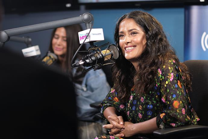 "**Salma Hayek** <br><br> **Salma Hayek** also wasn't discreet about the time she turned down Trump in the '90s, before his relationship with Melania. During an interview on *The Daily Show With Trevor Noah*, Hayek said she was at an event with her boyfriend when she met Trump for the first time, and he was friendly at first, before he continued to call her and ask her out. When she declined, he hit her with a response that we can imagine only Trump could say and take seriously.  <br><br> Trump allegedly said about Hayek's boyfriend, ""He's not good enough for you. He's not important. You have to go out with me [instead]"".  <br><br> So, he was basically *imploring* her to cheat? How presidential."
