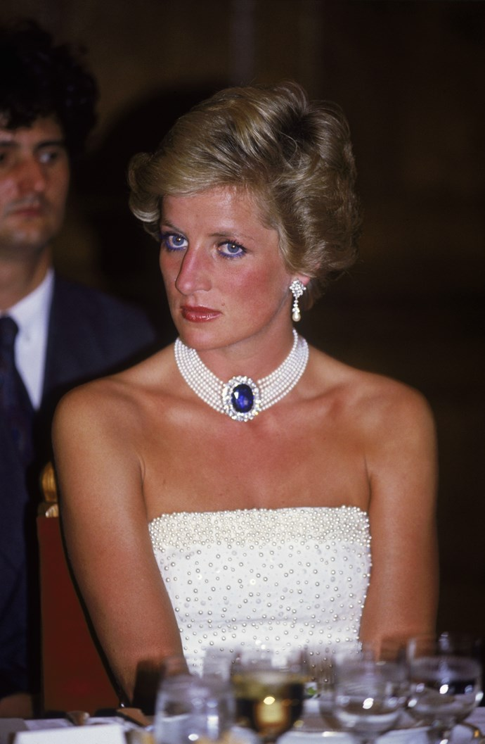 """**Princess Diana** <br><br> While the late Princess never openly talked about Trump before her death in 1997, BBC TV presenter Selina Scott said that Trump allegedly gave Diana """"the creeps"""" because he continually sent bouquets of flowers to her house after her divorce from Charles, according to *The Sun*.  <br><br> And, in the months following her death, Trump said he """"could have nailed Princess Diana"""" during an interview with radio host Howard Stern—but he also joked that he would have made Diana take an HIV test before sleeping with her, according to *The Sun*.  <br><br> Classy."""