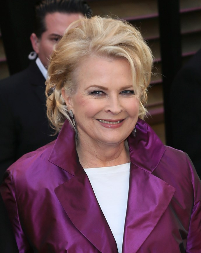 """**Candice Bergen* <br><br> Academy-Award nominee and ex-model **Candice Bergen** dished on the single date she went on with Trump back in her college days when they were both only 18, and didn't have many positive things to say about the now-President.  <br><br> On *Watch What Happens Live*, she she said their date involved """"no physical contact whatsoever"""", and that she was home and in bed early.  <br><br> The worst part; Bergen labelled Trump as """"a good-looking guy... and a douche."""" <br><br> She wasn't coy about the date, and dished all on the show while also donning a 'Free Melania' sweater. Ouch."""